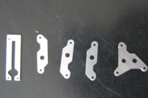 The characteristics and forming of electronic stamping parts